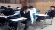سر به سر گذاشتن در کلاس