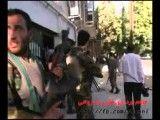 دستگیری  سارقان یک بانک در شهر کرمانشاه توسط نیروی انتظامی با استفاده از انواع سلاح گرم ( حتما ببنید )