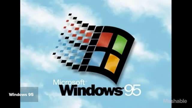 سیر تکاملی صدای آغازین ویندوز از ویندوز 3.1 تا کنون