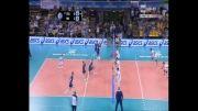 خلاصه ست سوم والیبال ایران و ایتالیا (بازی رفت - لیگ جهانی)