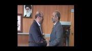 دیدار وزیر دفاع دولت دهم و دولت یازدهم