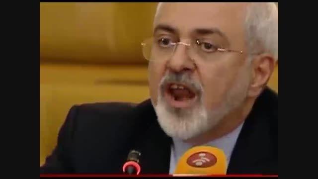 پاسخ دکتر ظریف به بذرباش - ایران جیب