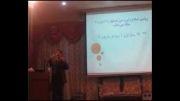 دومین جلسه آموزش خانواده با حضور جناب آقای دکتر ترکمانی