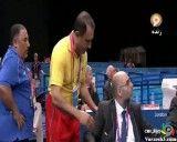 تقلب مربی مصری از روی دست مربی ایران،آخر خنده است از دست ندین!!!