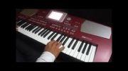ارگ- اجرای 4تا از آهنگهای داریوش