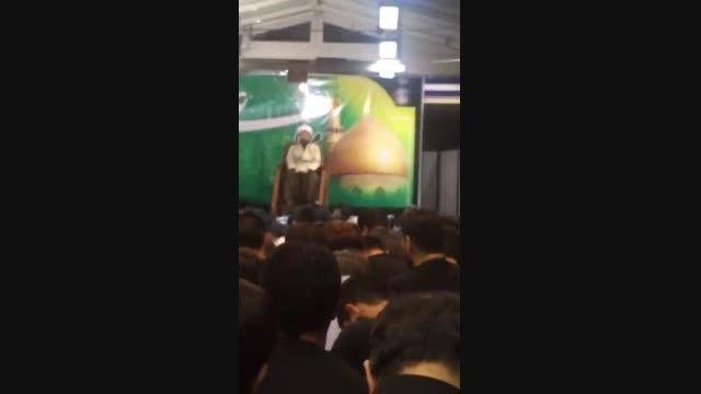 مراسم احیا با حضور تیم مذاکره کننده هسته ای