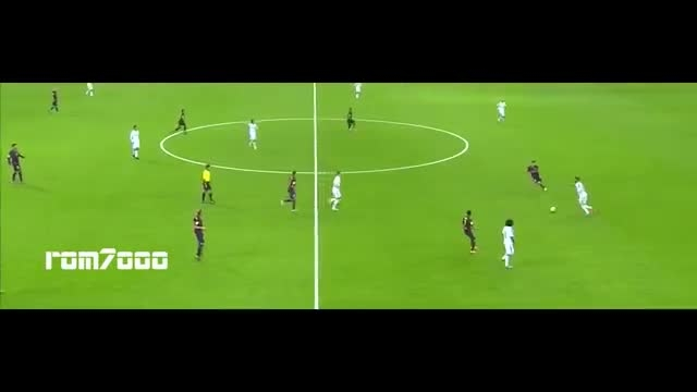مهارت های بازیکنان رئال مادرید