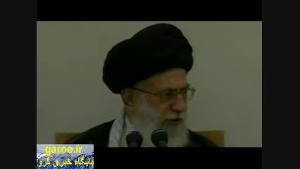 رهبر معظم انقلاب در مورد شهید طالبیان چه فرمودند