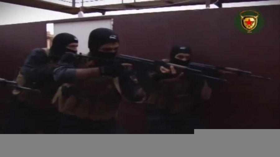 یگان آنتی ترور کردستان غرب یا روژئاوا   ( ضد داعش )