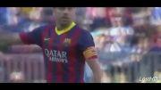 ژاوی هرناندز از بارسلونا نرو...