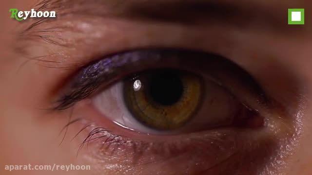 چشم، دریچه ای اسرار آمیز