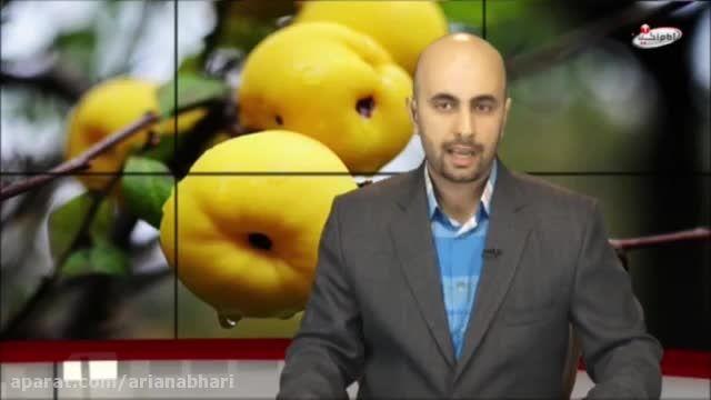 اثرات مثبت میوه به بر روح و روان