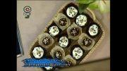 شیرینی پزی- خامه کتابی شیراز 2- ظروفی