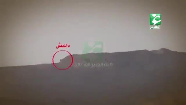 درگیری با نیروهای داعش در اطراف شهر تکریت