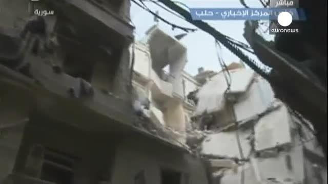 دست کم شش تن در گلوله باران شهر حلب سوریه توسط داعش کشت