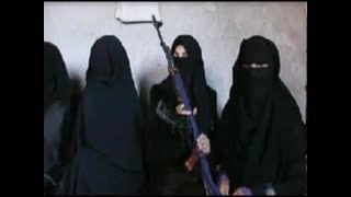خبر مهم زن ابوبکر البغدادی دستگیر شد