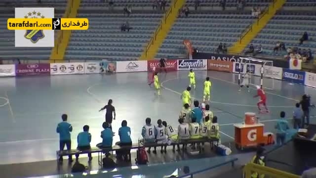 گل های بازی ایران 2-1 ژاپن (تورنمنت جهانی فوتسال)