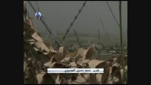 شهادت یک سرباز سوری در حمله اسرائیل