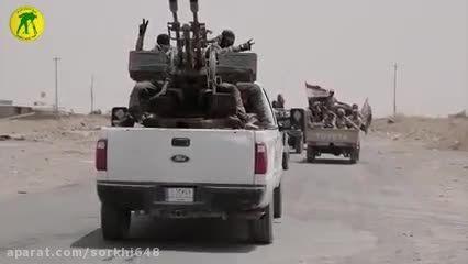 جوان ترین قاتل داعشی ها در خط مقدم جنگ علیه داعش -سوریه