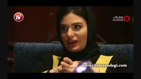 انتشار شایعه ازدواج من و شریفی نیا یک آبروریزی بزرگ بود