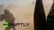 داعش مقابل یگان ویژه عراق(نمونه ی کوچک )