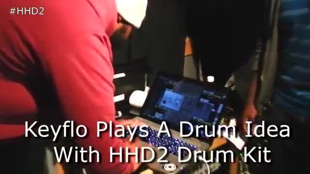 دانلود رایگان لوپ در سبک هیپ هاپ Hip Hop Domination Dru