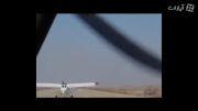 اولین پرواز یک خلبان ایرانی در فرودگاه ازادی