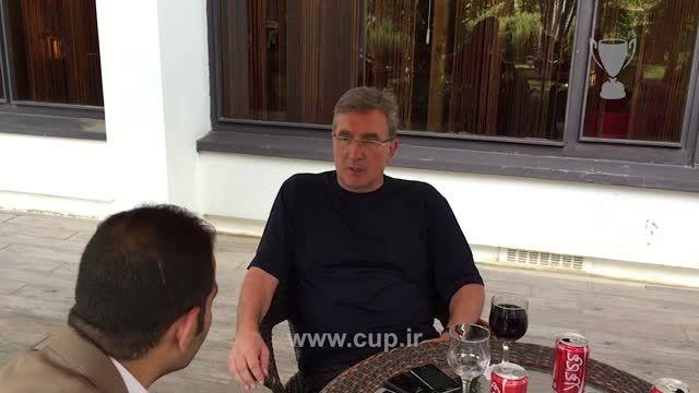 مصاحبه برانکو؛ عدم نتیجه گیری پرسپولیس