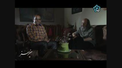 گفتگوی مهران سلطانیان با امراله احمدجو کارگردان سینما