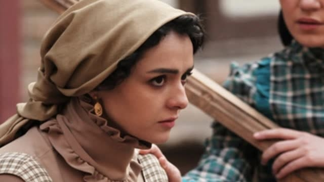 عکس های جدید ترانه علیدوستی در سریال شهرزاد