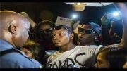 تصاویری از ۱۰ روز خشم معترضان در «فرگوسن»