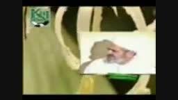 مراسم تشیع جنازه شیخ ضیایی(رحمه الله)
