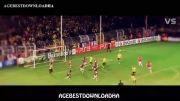 بهترین های دنیای فوتبال(بهترین صحنه های فوتبالی دنیا)