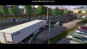 کامیون اویکو در بازی شبیه ساز یورو تراک 2