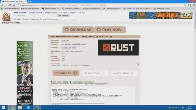 آموزش بازی کردن آنلاین Rust کرک شده + حل مشکل لود بازی