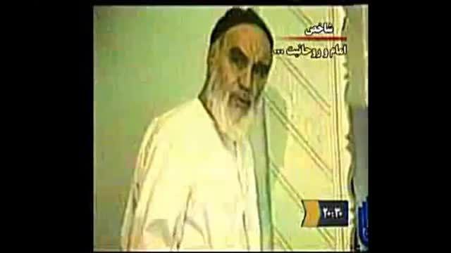 توصیه امام خمینی به طلبه های حوزه....(طلبه واقعی بودن!)