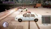 ماشین  پلیس ELS و ماشین های فرودگاه ELS ادیت شده توسط خودم