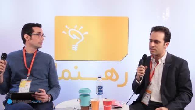 مصاحبه با علیرضا صادقیان رییس هیات مدیره نت برگ