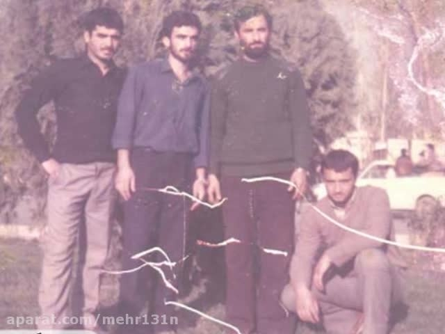 محمد جواد نوروزی اسیر فرقه فاسد رجوی