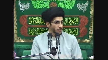 حجت السلام سید اباصالح راجی(مسح پا)
