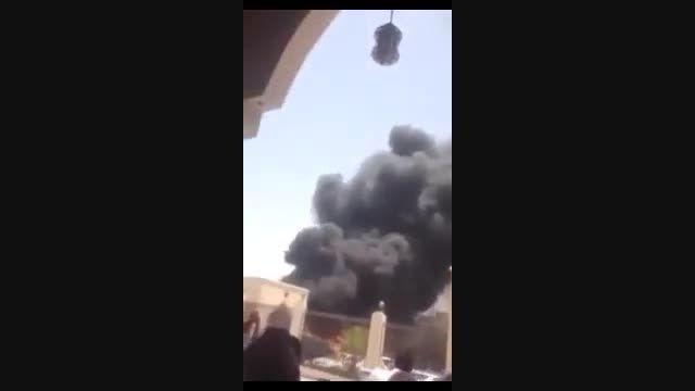 انفجار در مسجد امام حسین (ع) دمام عربستان