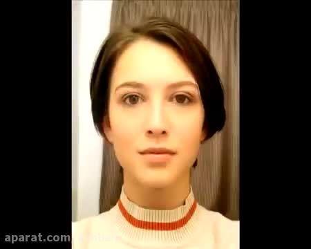 تغییر جالب چهره در طی  مدت 4سال!!