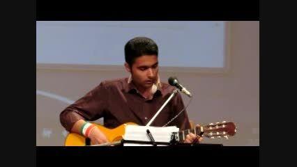 اجرای آهنگ گرامافون رضا یزدانی