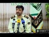 درگیری دزدان بانک سپه کرمانشاه با انتظامی