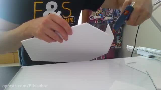 آموزش درست کردن تابوت(کمد ) الیسابت