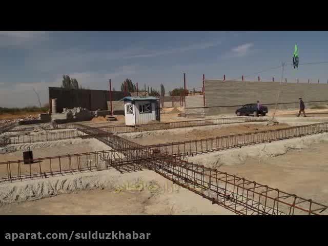 نگاهی بهپروژه های عمرانی شهرداری نقده قبل و بعد از اجرا