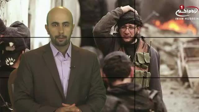 فرار فرماندهان داعش به ترکیه، در پی پیشروی نیروهای عراق