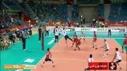 پیش بازی والیبال ایران - استرالیا