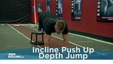 بدنسازی-حرکتی برای تقویت عضلات سینه و پشت بازو و سرشانه