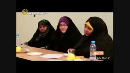 پیام زنان اروپا و آمریکا درباره حجاب برای جوانان ایرانی